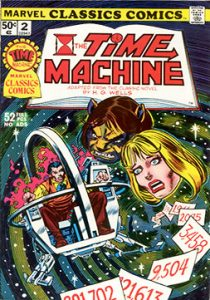 The Time Machine-Marvel